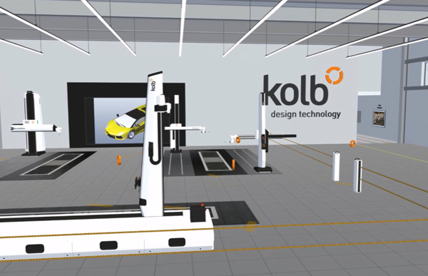 Kolb Showroom